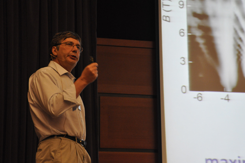 Prof. Sir Andre Geim, Keynote Speaker of ICNS5