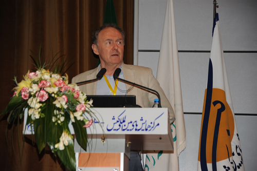 Prof. Sir Mark Edward Welland, Keynote Speaker of ICNS6
