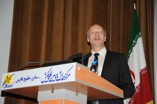 Prof. Hans Jurgen Butt, Keynote Speaker of ICNS6